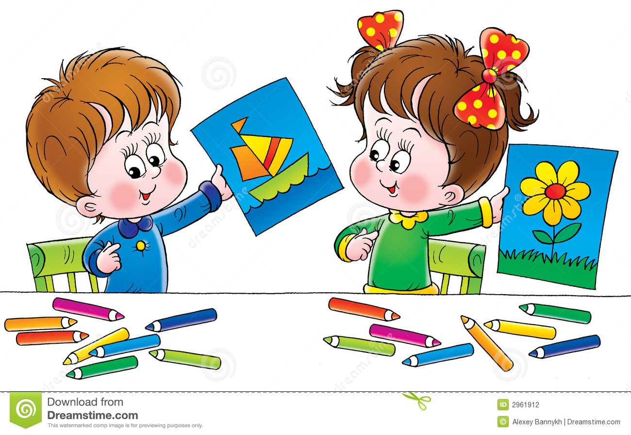 Atist kids clipart picture black and white library 33+ Childrens Clip Art | ClipartLook picture black and white library