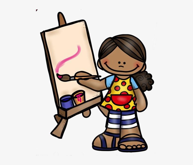 Atist kids clipart clipart download Melonheadz Kids Artist Clipart Art Clip Art - Melonheadz Kids Artist ... clipart download