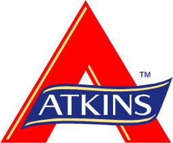 Atkins logo clipart clipart black and white stock Atkins diet Logos clipart black and white stock