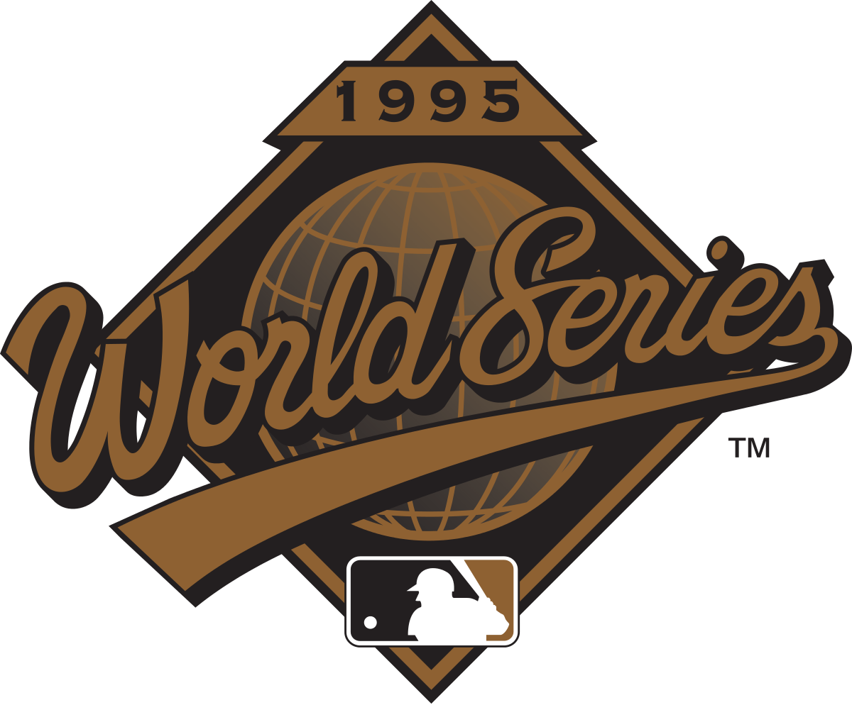 Indians baseball clipart clipart freeuse library 1995 World Series - Wikipedia clipart freeuse library