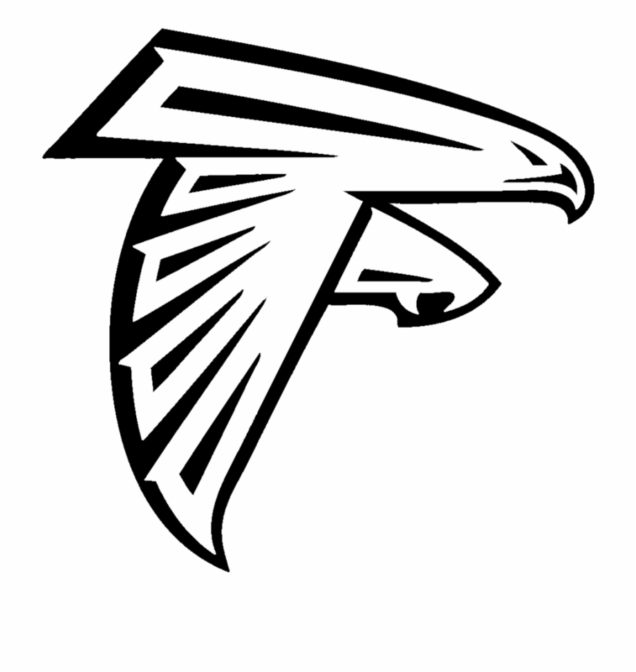 Atlanta falcons logo clipart image transparent stock Football Nfl Atlanta Falcons - Henry Ford Ii High School Logo Free ... image transparent stock
