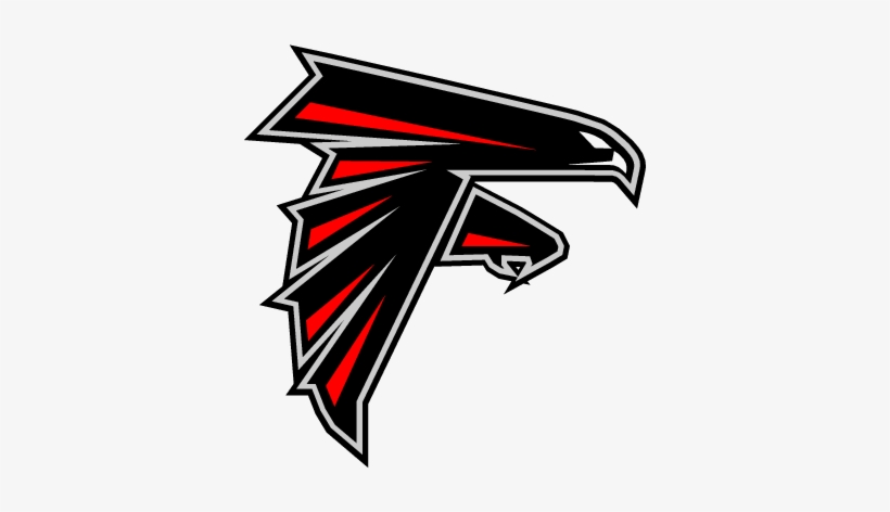 Atlanta falcons logo clipart picture transparent Atlanta Falcons™ Logo Vector Logo Downloaded 70 Times - Atlanta ... picture transparent