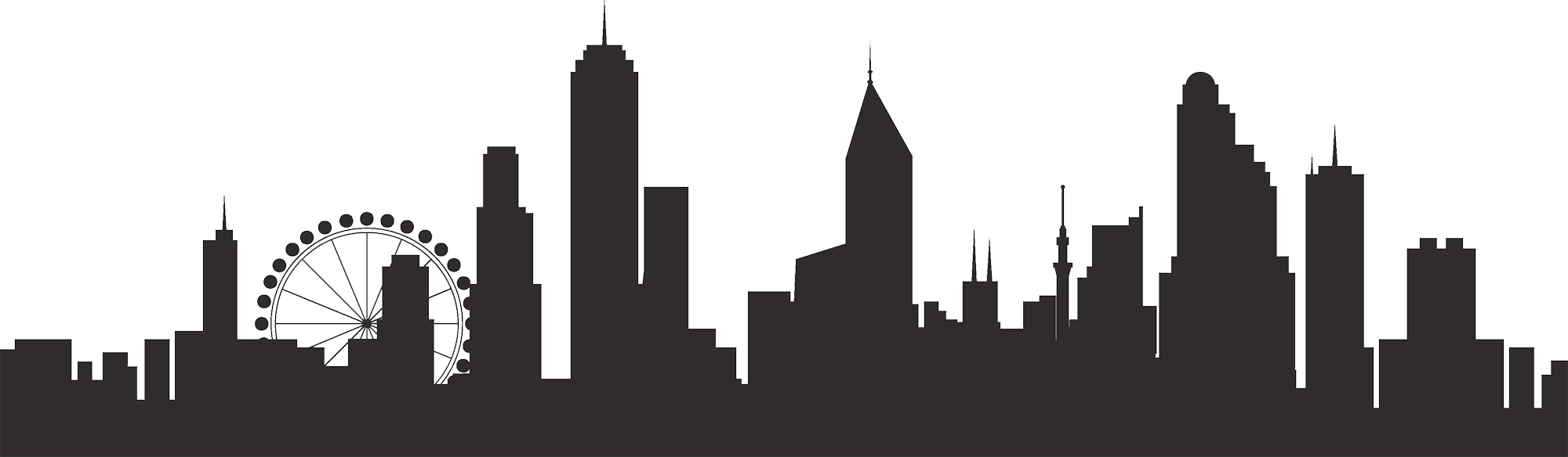 Atlanta skyline clipart clip freeuse download Employment | State Farm Arena clip freeuse download