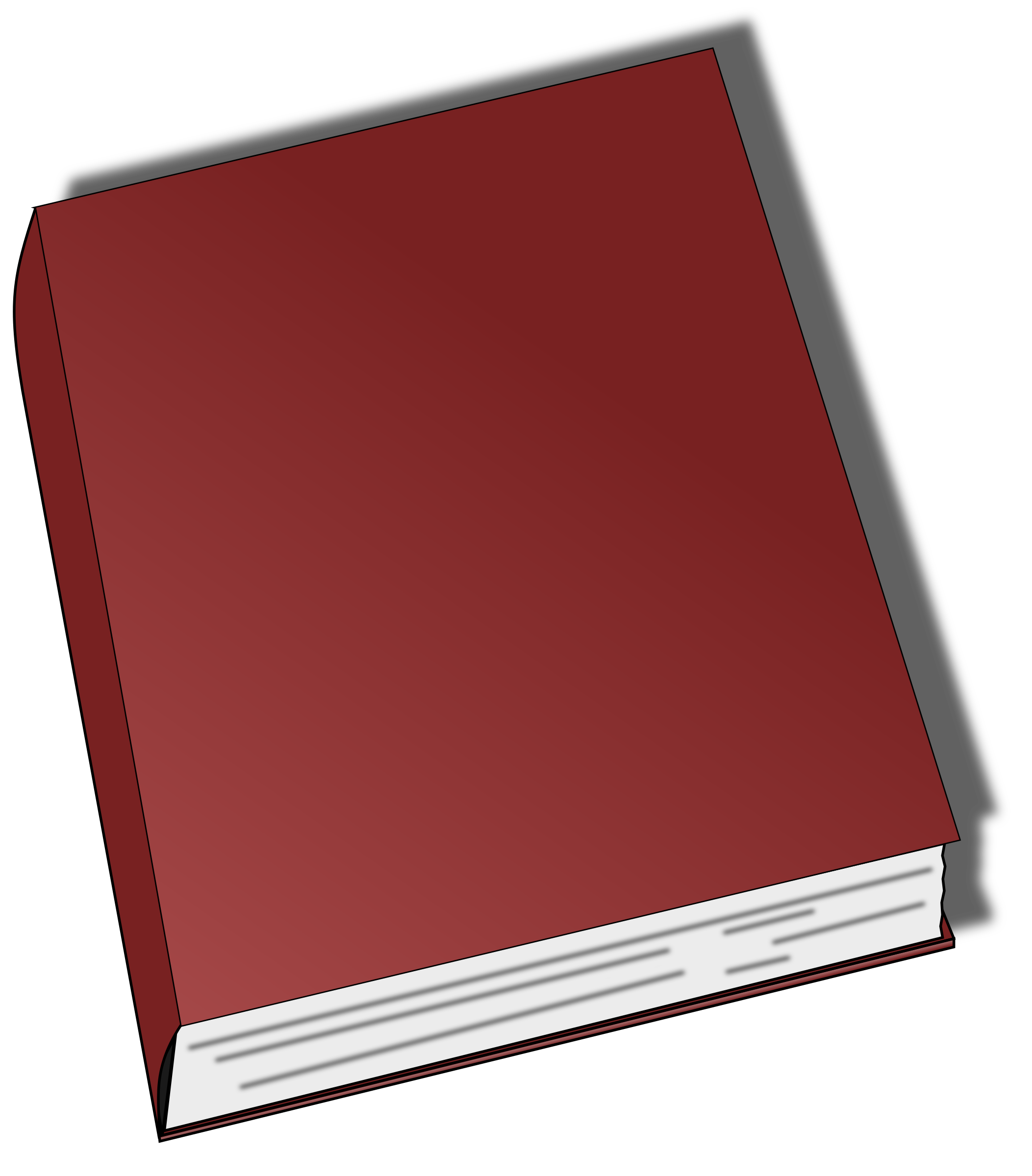 Good book clipart png library library Clipart - Generic Book png library library