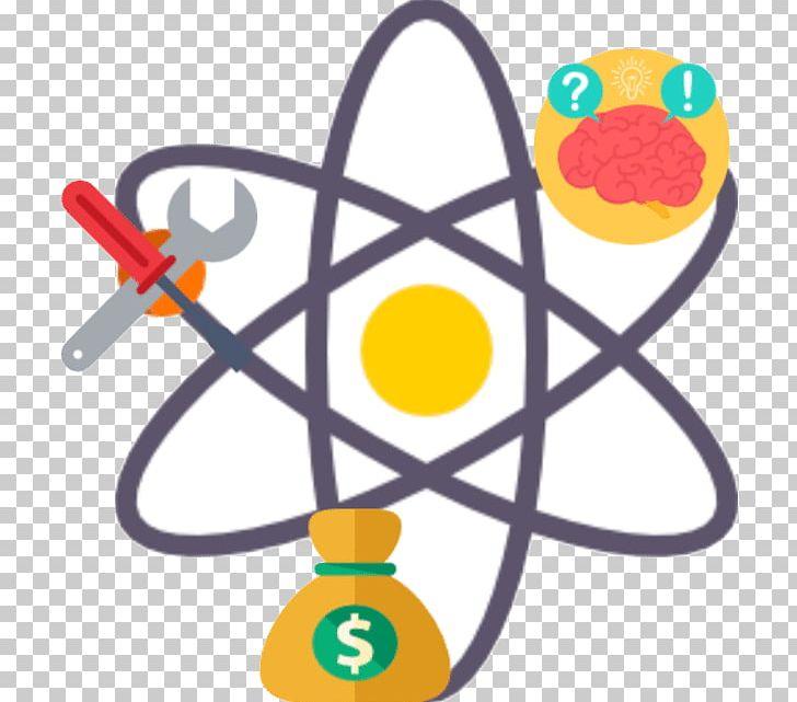 Atomic energy clipart