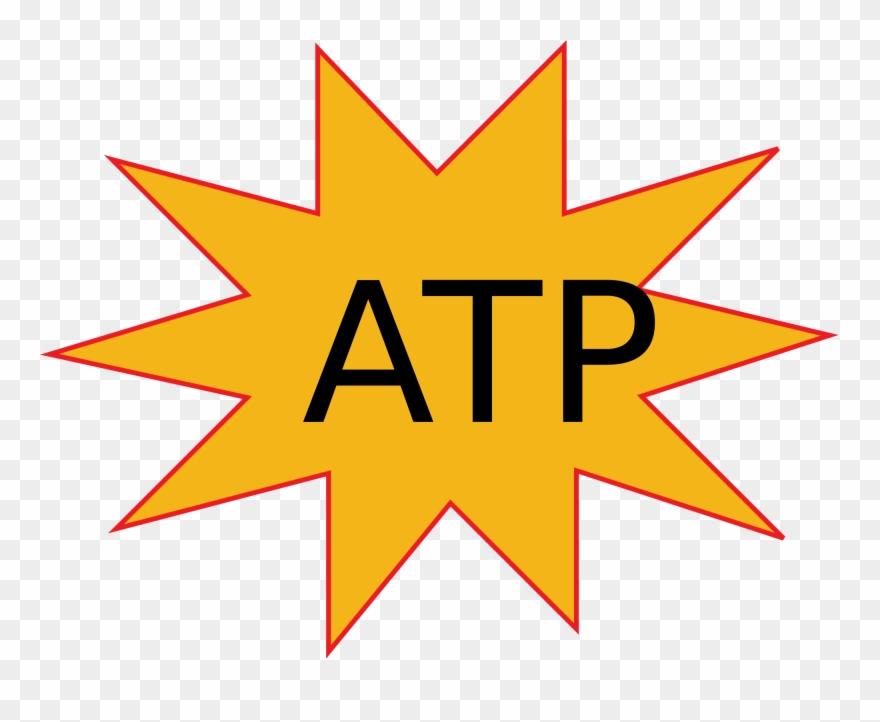 Atp clipart picture black and white download Clip Art File Symbol Svg Wikimedia - Atp Symbol - Png Download ... picture black and white download