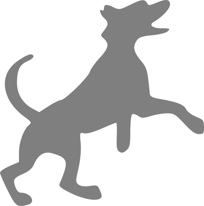 Dog running away clipart graphic library Popular on the GV&PG - The Good Vet & Pet Guide graphic library