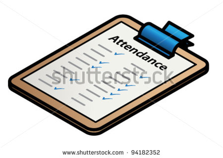 Kid stock photos images. Attendance sheet clipart