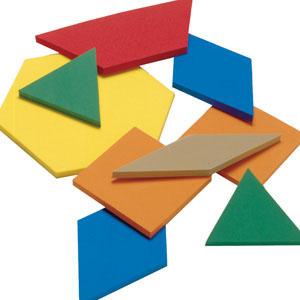 Attribute blocks clipart jpg freeuse Pattern blocks clipart 4 » Clipart Station jpg freeuse