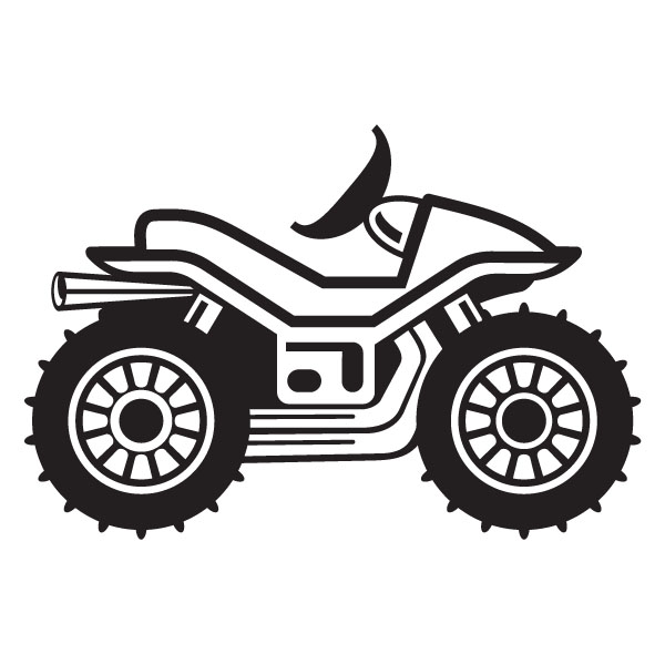 Atv clipart black and white banner freeuse stock Atv Cliparts - Cliparts Zone banner freeuse stock