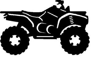 Atv clipart black and white graphic black and white stock Atv clipart black and white, Atv black and white Transparent FREE ... graphic black and white stock