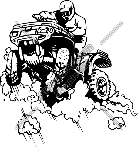 Atv clipart black and white clipart black and white download 15 ATV Vector Graphics Free Download Images - ATV Vector Clip Art ... clipart black and white download