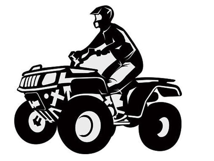 Free atv clipart images. Silhouette cliparts download clip