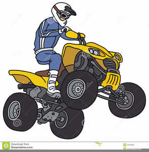 At clker com vector. Free atv clipart images