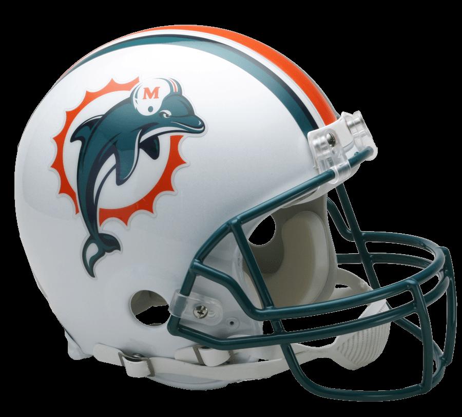Aubrun football helmet clipart image Miami Dolphins Helmet transparent PNG - StickPNG image