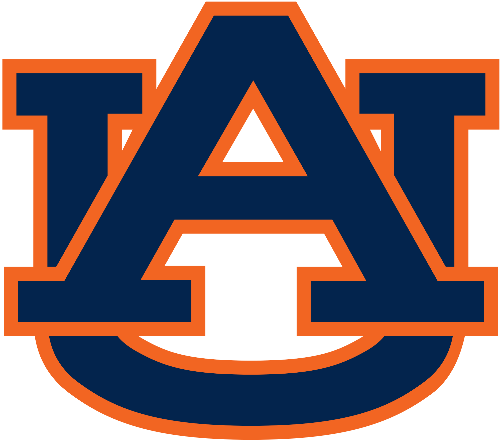 Auburn football clipart banner freeuse stock Auburn Football Logo Pictures - Alternative Clipart Design • banner freeuse stock