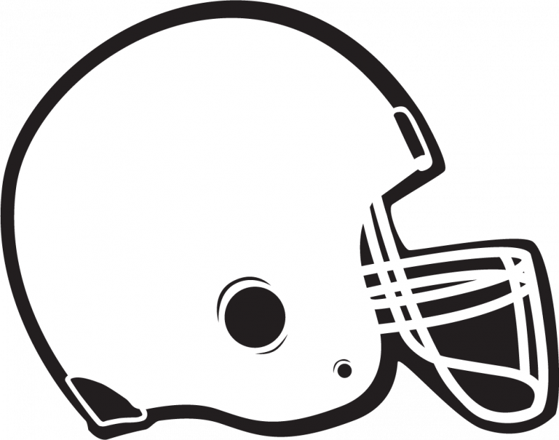 Black & white football clipart jpg download Football Line Drawing at GetDrawings.com | Free for personal use ... jpg download