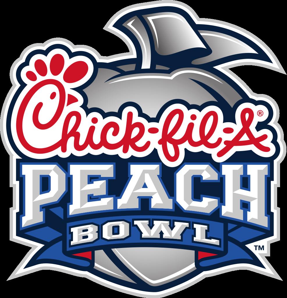 Georgia vs auburn football clipart transparent download 2018 Chick-Fil-A Peach Bowl Preview: Auburn vs. UCF transparent download