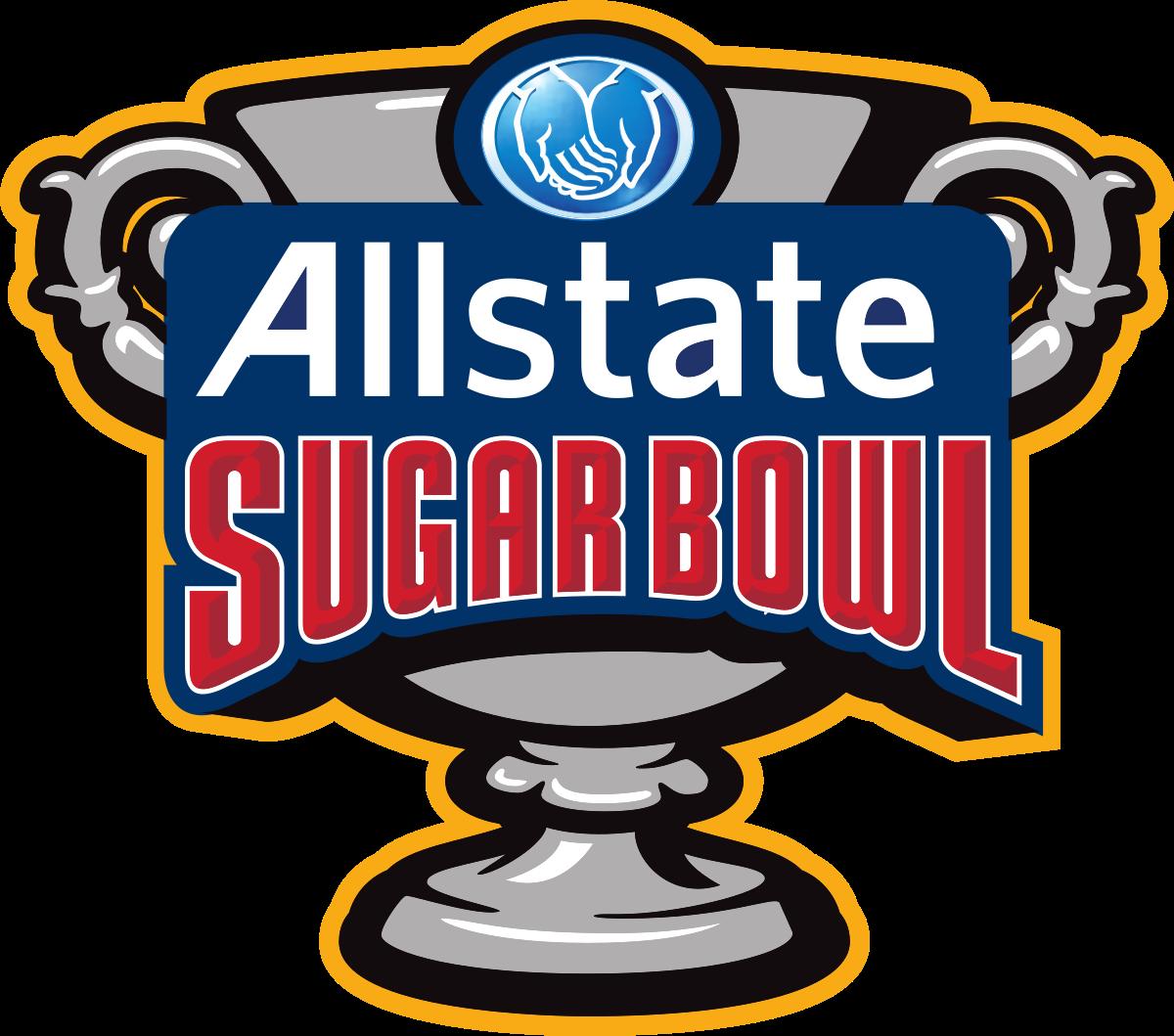 Georgia vs auburn football clipart vector royalty free download Sugar Bowl - Wikipedia vector royalty free download