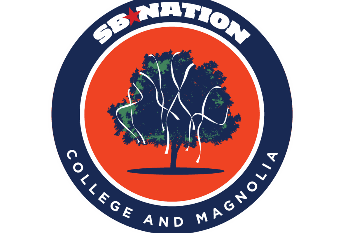 Auburn football clipart banner transparent library Playin' Nice: College and Magnolia - And The Valley Shook banner transparent library