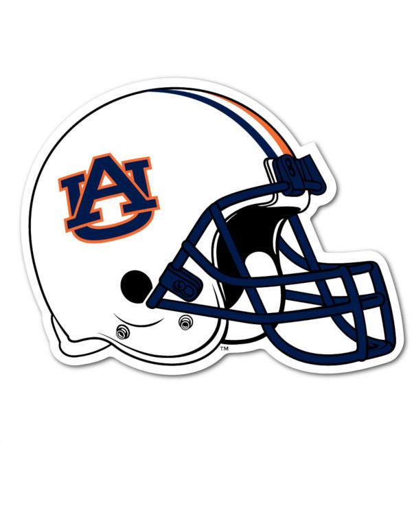 Auburn football helmet clipart vector library Home Decor Decals – AU Team Shop Online Store vector library