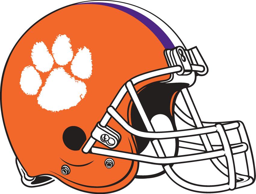Ncaa south florida logo gold helmets football clipart clip art royalty free Clemson Tigers Helmet Logo - NCAA Division I (a-c) (NCAA a-c ... clip art royalty free