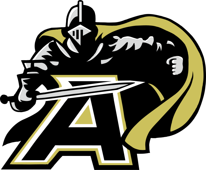Knights football clipart jpg freeuse library Army Black Knights Logo #1 | logo/sports | Pinterest | Knight logo ... jpg freeuse library