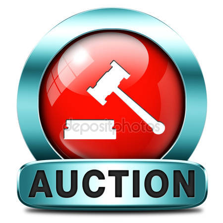 Auction computer in red clipart jpg transparent library Auction icon Stock Photos, Royalty Free Auction icon Images ... jpg transparent library