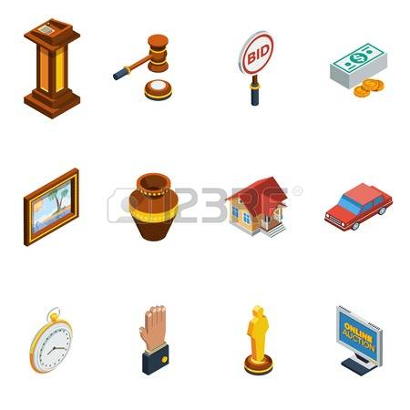 Auction computer in red clipart picture free library 1,608 Auction Bid Stock Illustrations, Cliparts And Royalty Free ... picture free library
