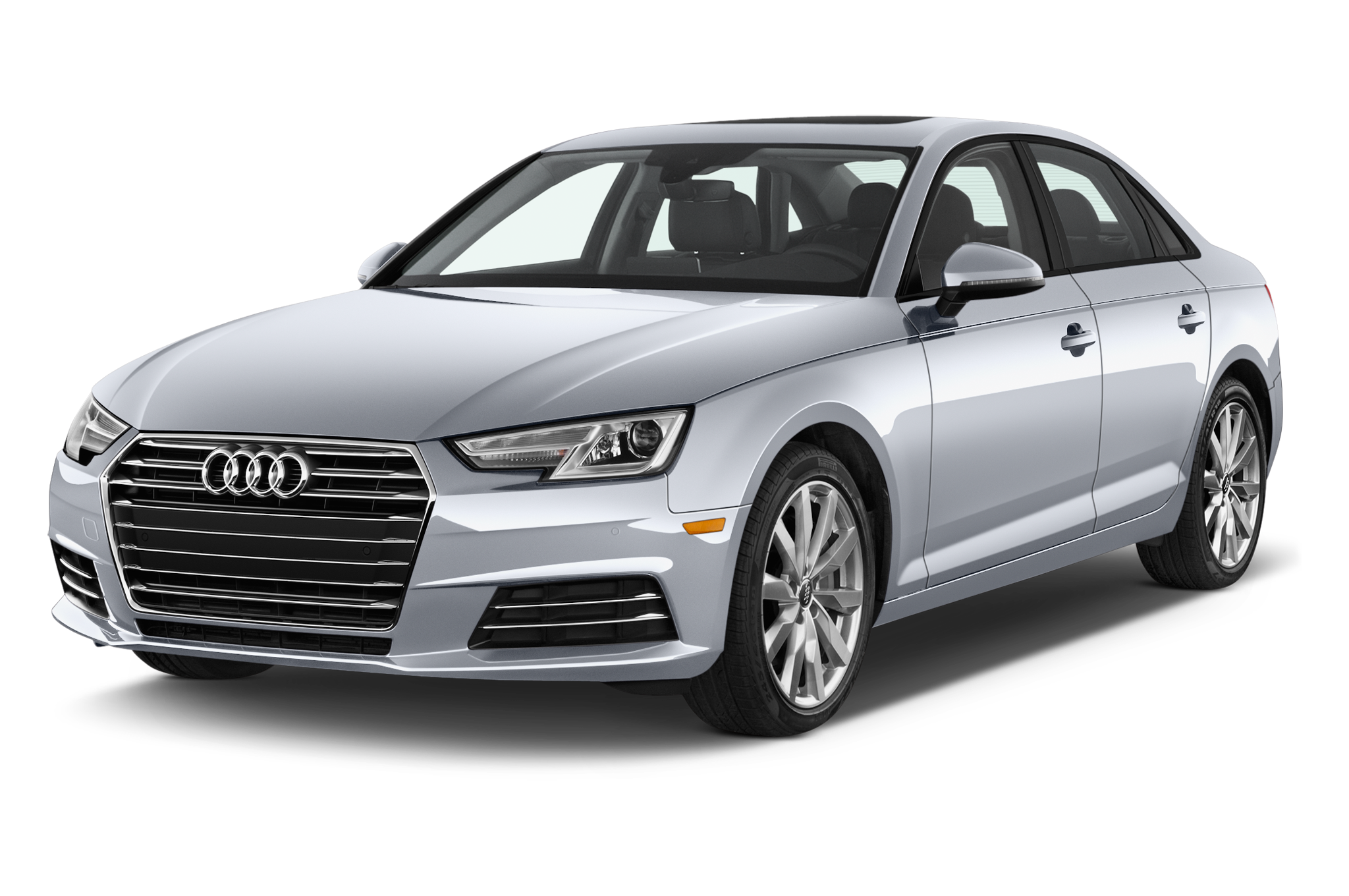 Audi car clipart black and white 2017 Audi A4 Reviews and Rating | Motor Trend Canada black and white