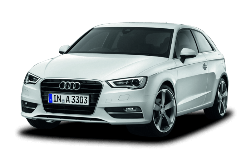 Audi car clipart png freeuse library white audi png - Free PNG Images   TOPpng png freeuse library
