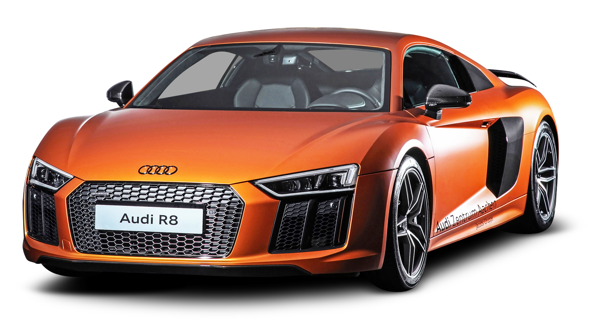 Audi car clipart clipart freeuse library Orange Audi R8 Car PNG Image - PurePNG   Free transparent CC0 PNG ... clipart freeuse library