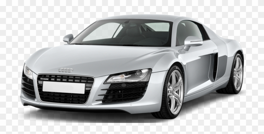 Audi r8 clipart jpg black and white stock Red Audi, Clip Art, Illustrations - Audi R8 .png Transparent Png ... jpg black and white stock