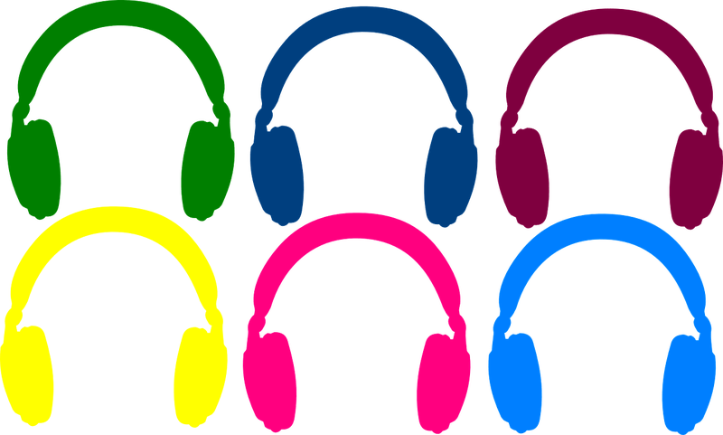 Audio book clipart image black and white download The Best Audiobooks to Listen to While Running - Better Than Alive image black and white download