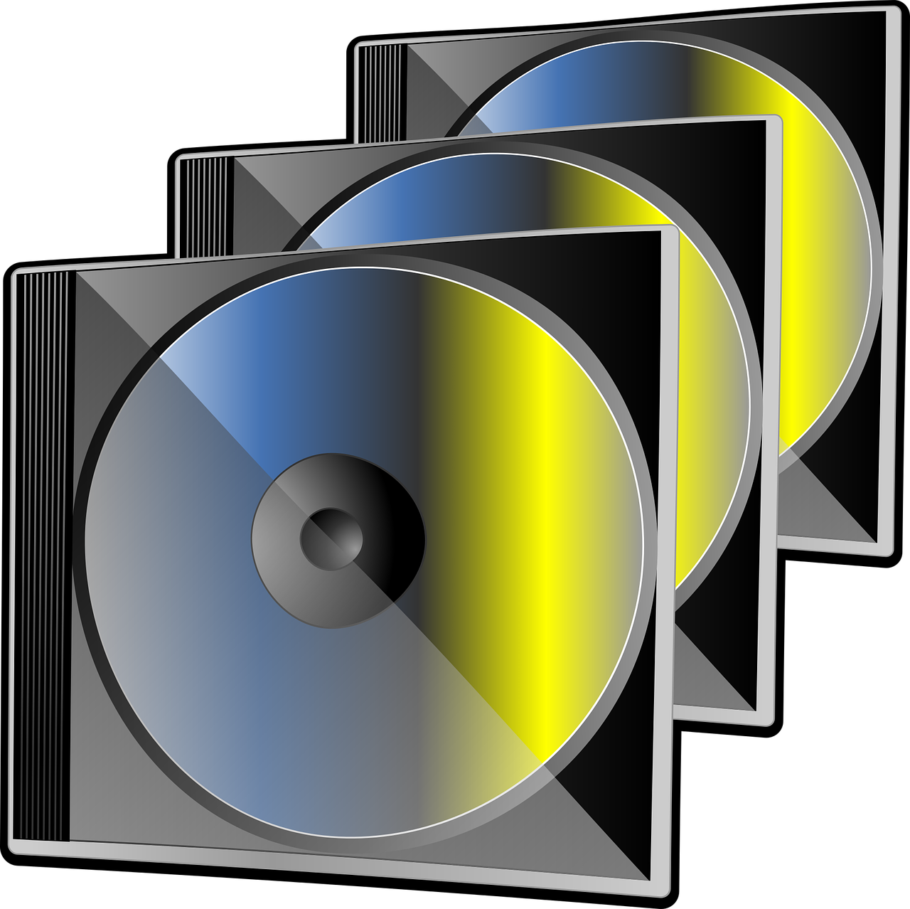 Audio cd clipart vector royalty free download Audio Cd Compact Disc Data Dvd PNG - Picpng vector royalty free download
