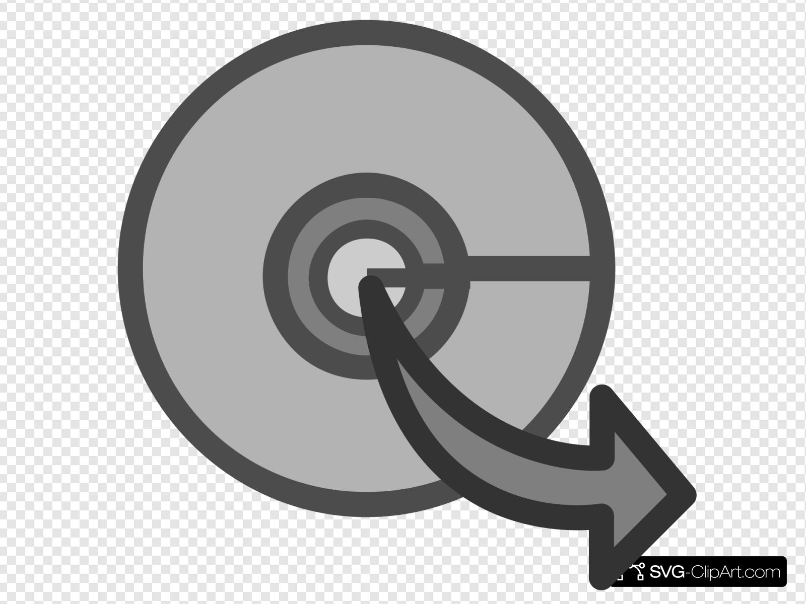 Audio cd clipart royalty free download Audio Cd Creator Clip art, Icon and SVG - SVG Clipart royalty free download