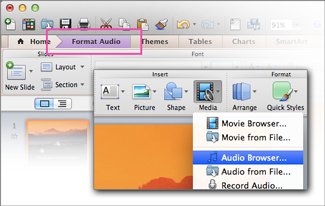 Audio clipart for powerpoint 2010 image download Add or delete audio in your PowerPoint presentation - Office Support image download