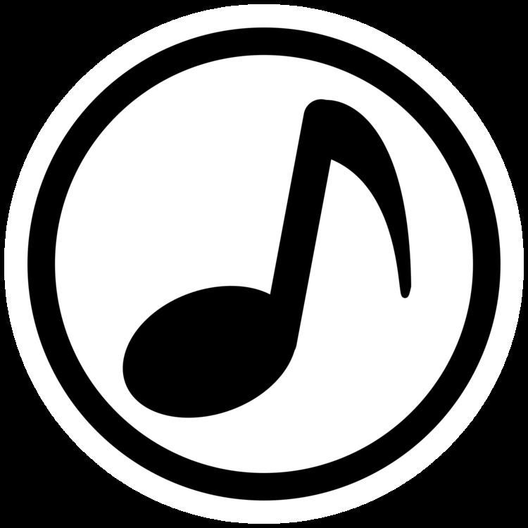Audio logo clipart