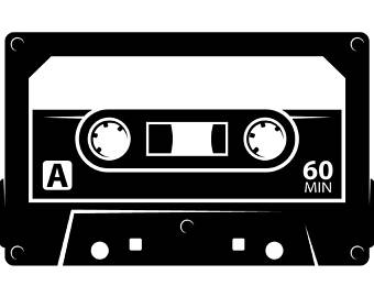 Cassette tape images clipart clipart freeuse Cassette Tape Clipart | Free download best Cassette Tape Clipart on ... clipart freeuse