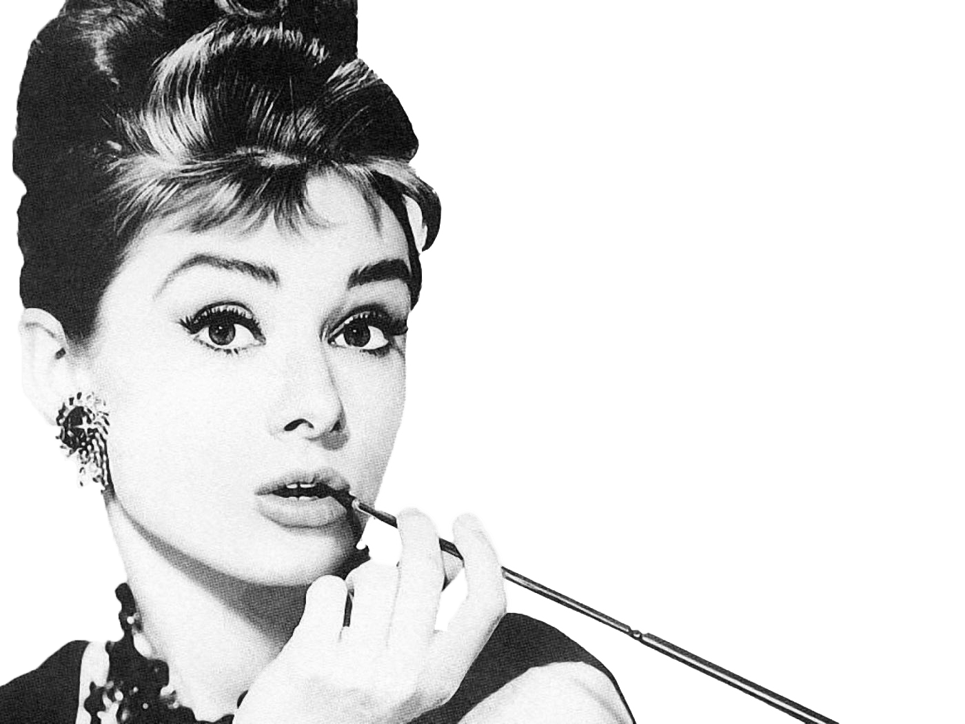Audrey hepburn eyes clipart image royalty free library Audrey Hepburn Breakfast at Tiffany\'s Holly Golightly Actor Female ... image royalty free library