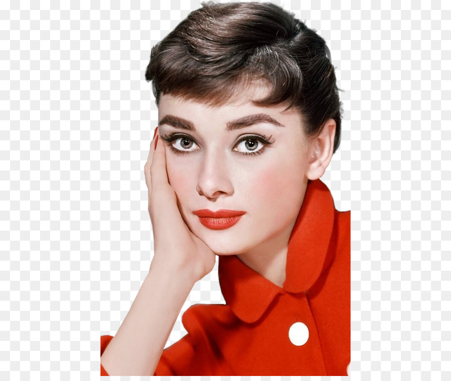 Audrey hepburn eyes clipart clipart transparent download Eye Cartoon png download - 500*750 - Free Transparent Audrey Hepburn ... clipart transparent download