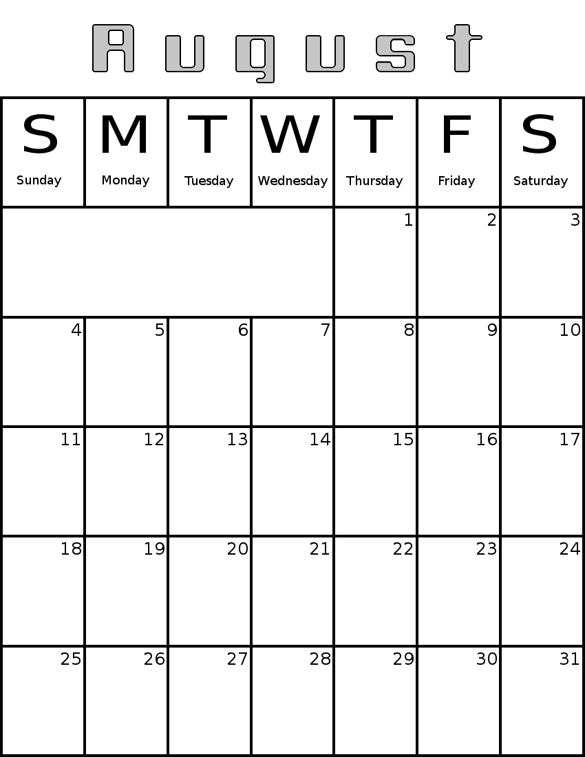 August 2012 calendar clipart banner library download August 2012 calendar clipart - ClipartFox banner library download