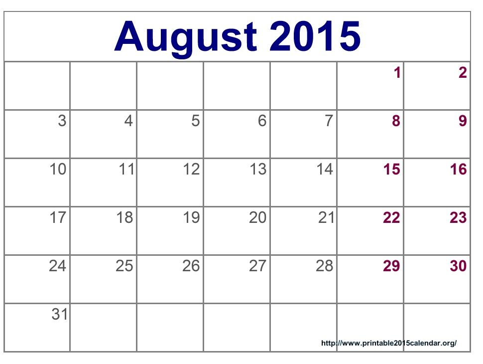 August 2012 calendar clipart graphic freeuse download August 2015 calendar clipart - ClipartFox graphic freeuse download
