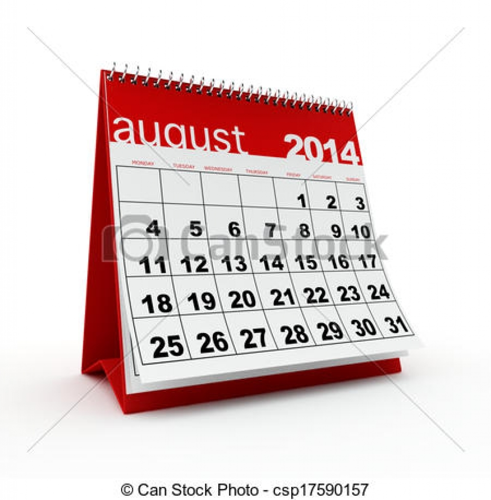 August 2014 calendar clipart clipart black and white stock august illustrations and clip art 11449 august royalty free with ... clipart black and white stock