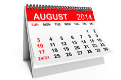 August 2014 calendar clipart vector freeuse August 2014 calendar clipart - ClipartFest vector freeuse
