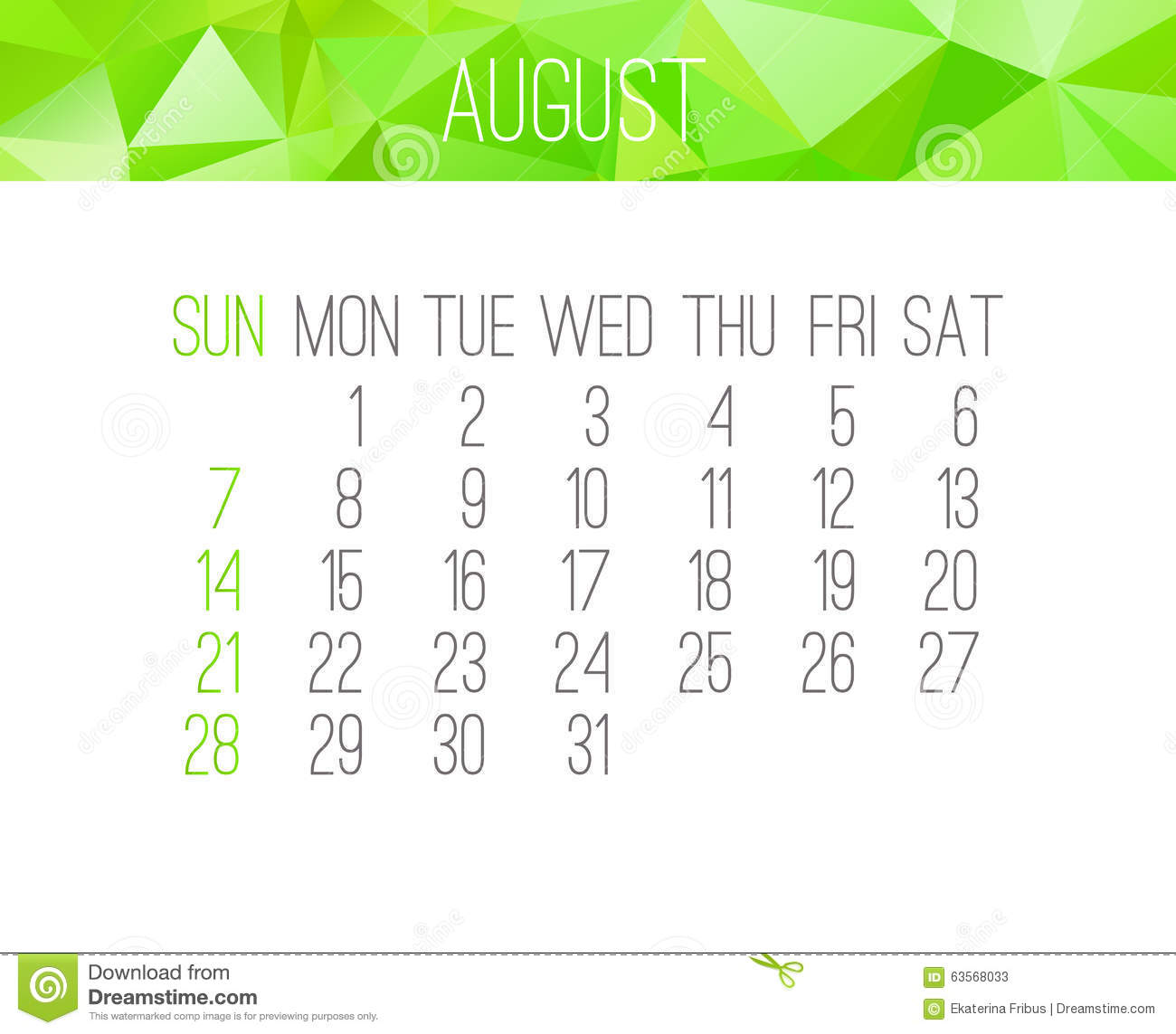 August 2016 calendar clipart clipart freeuse library August month calendar clipart - ClipartFest clipart freeuse library
