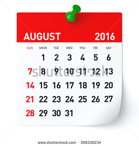 August 2016 calendar clipart image library library August 2016 calendar clipart - ClipartFest image library library