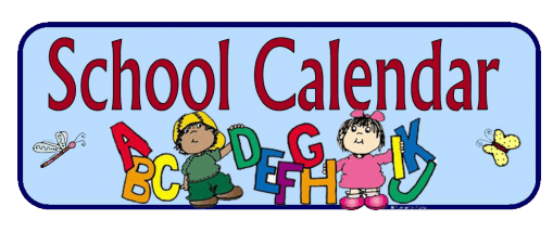 Academic calendar 2018 2019 clipart vector black and white Tiny Tot Preschool & Kindergarten 2018/2019 Academic School Calendar ... vector black and white