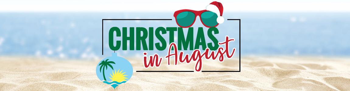 August 2018 preschool clipart clip transparent Christmas in August   WMU clip transparent