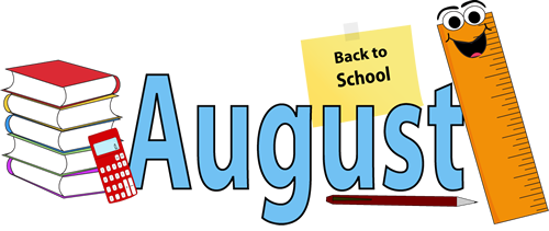 August calendar clipart free svg free stock August Calendar Clipart - Clipart Kid svg free stock